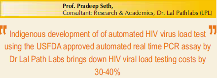 HIV Virus Load by Real-Time PCR (RT PCR) for Diagnosis of HIV