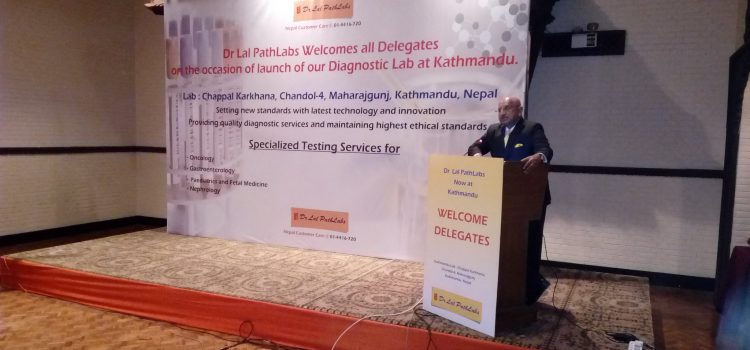 Leading Pathology Chain of India Opens Laboratory in Nepal