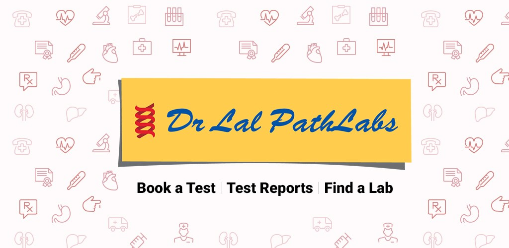 how to download dr lal pathlabs mobile app