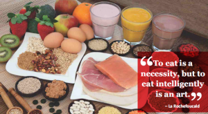 diet and nutrition for blood cancer patient