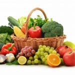Fruits and Vegetables for Healthy Life
