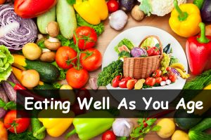 HEALTHY EATING TIPS FOR SENIORS