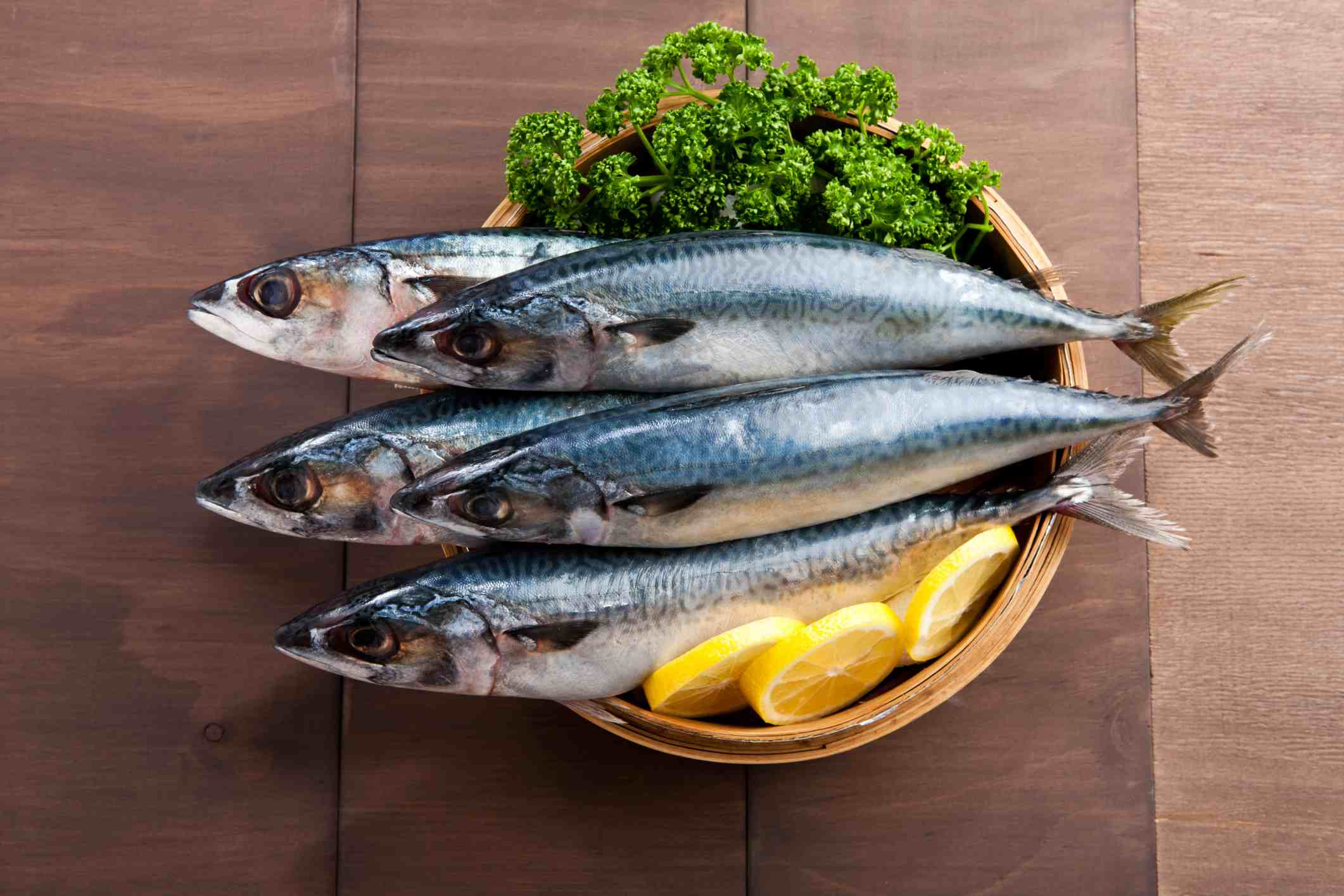 Fish for Omega-3 Fatty Acids