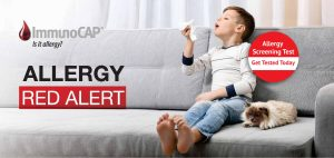 Allergy Red Alert -Dr. Lal PathLabs