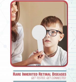 genetic testing for inherited eye disease