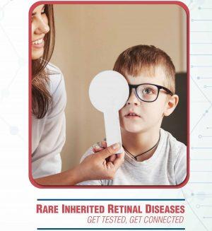 genetic testing for inherited eye disease
