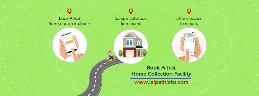 home collection booking