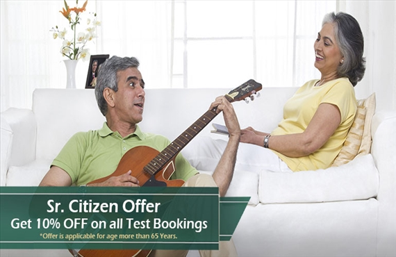 Sr. Citizen Offer
