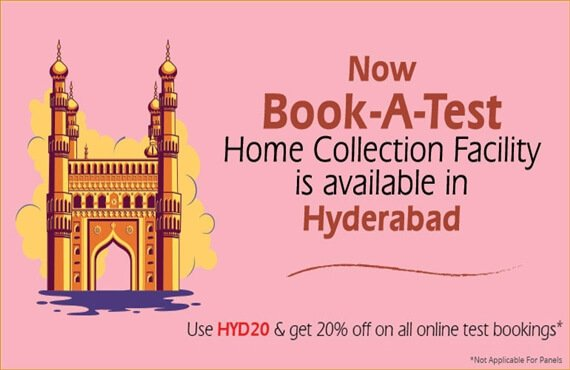 book a test in hyderabad